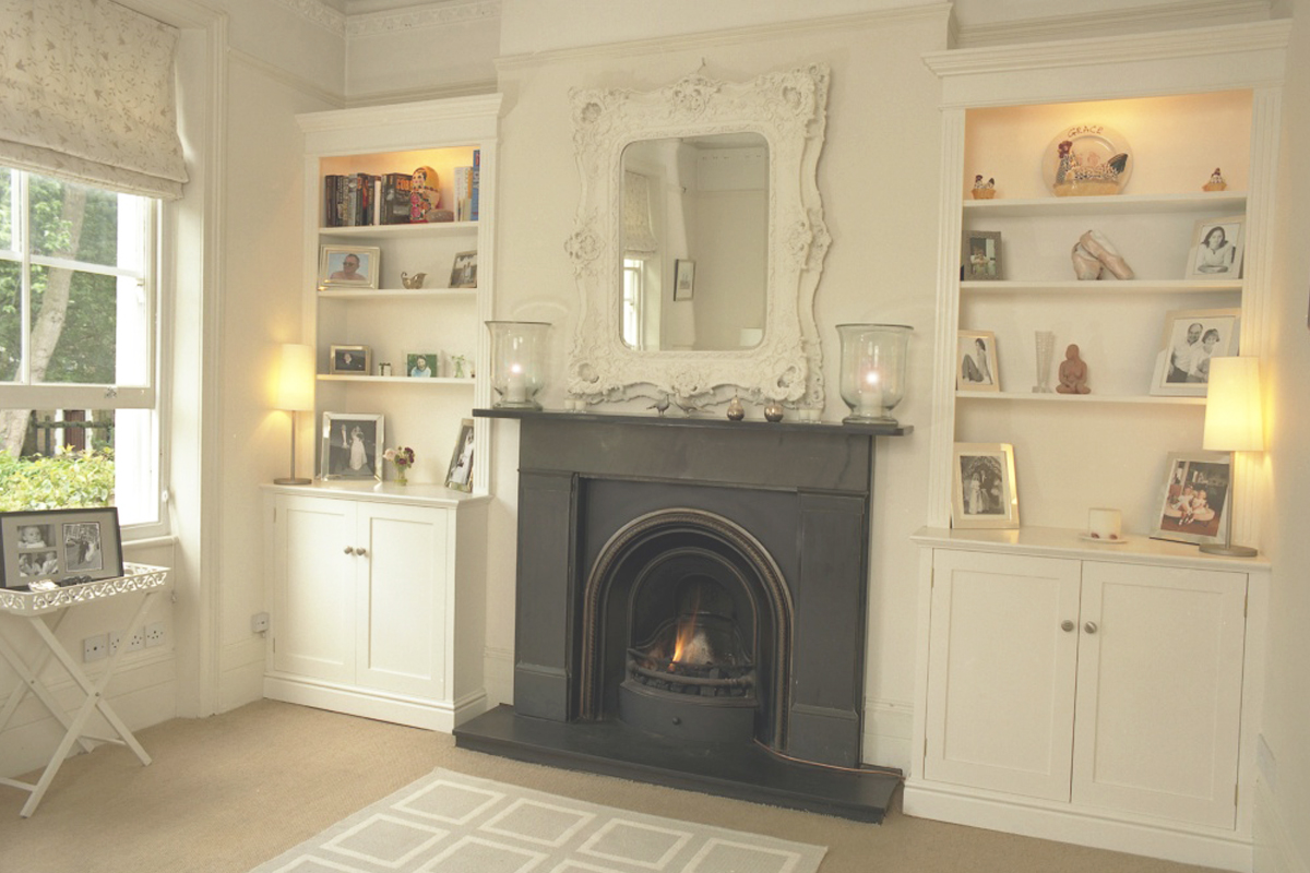 Living Room Alcove Dressers. Alcove_designs_livingroom8. Chimney Breast  Alcoves