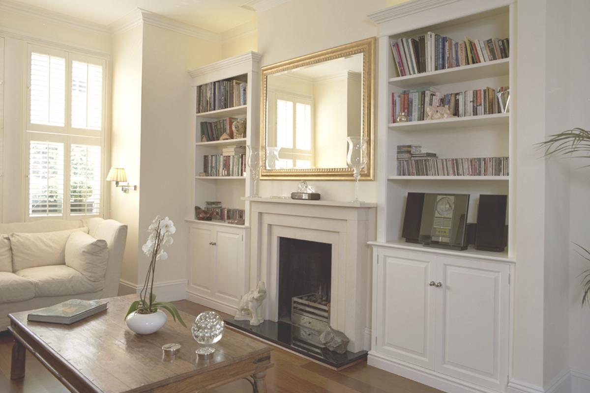 Exceptionnel Living Room Alcove Dressers. Alcove_designs_livingroom8