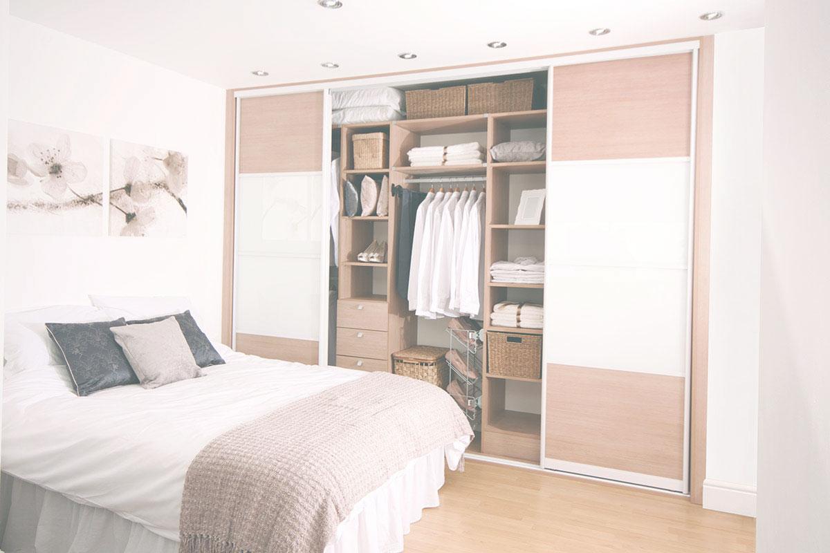 basket storage bedroom