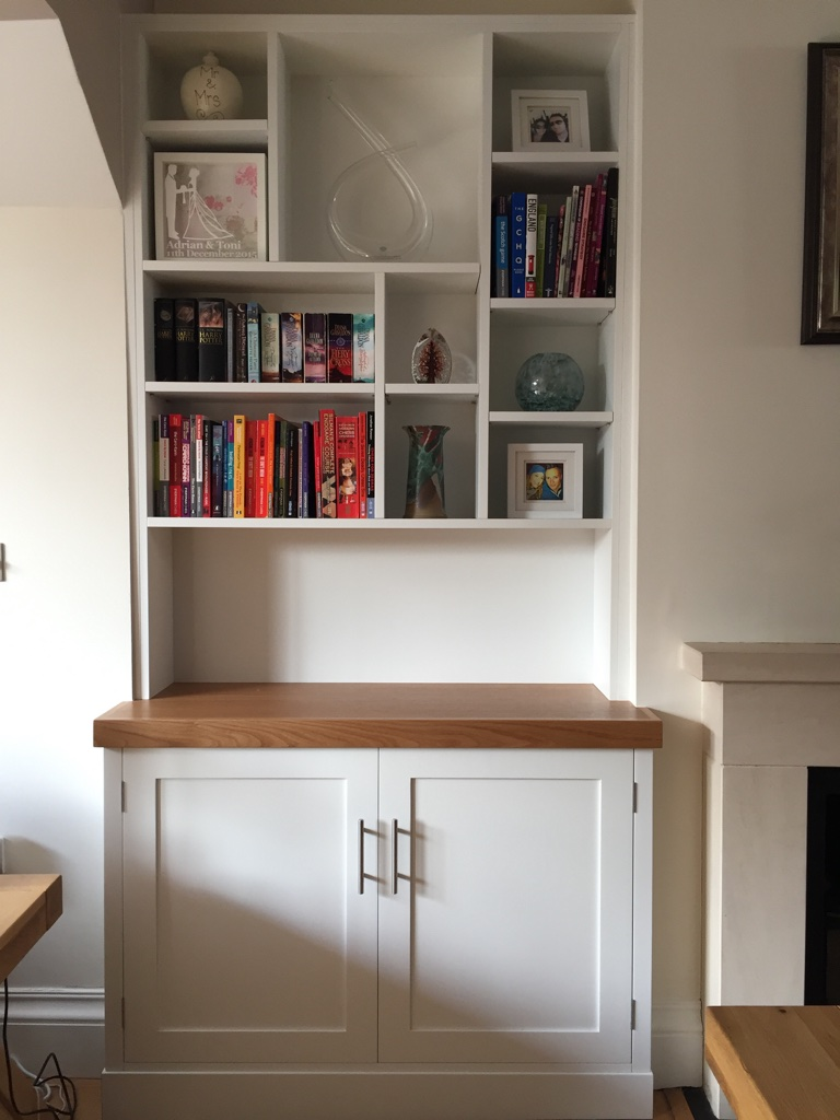 Alcove Designs fitted furniture London
